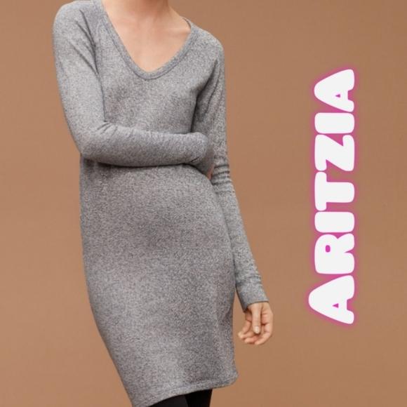 Aritzia Community sweatshirt dress size S
